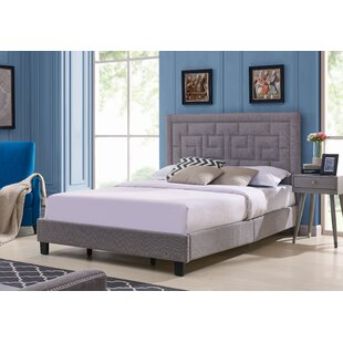 Find for Wyckhoff Queen Upholstered Panel Bed By Mercer41