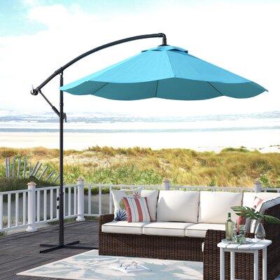 Vassalboro 10 Cantilever Umbrella by Breakwater Bay