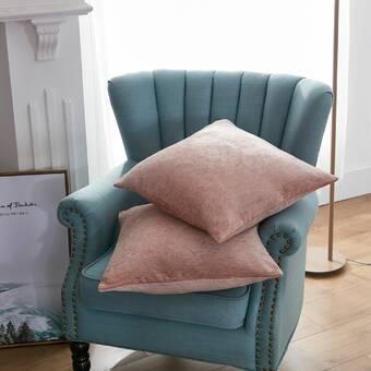 Buque Blue Shell Armchair Velvet