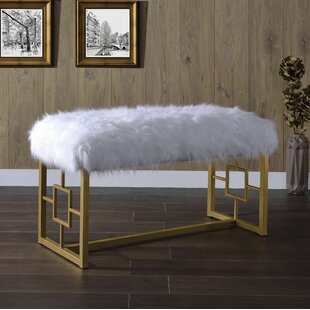 Anley Upholstered Bench by Mercer41