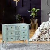 Caitie 2-door Cabinet by Bloomsbury Market