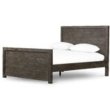 Bouton Platform Bed by 17 Stories