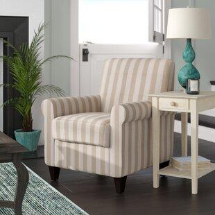 Beachcrest Home Aster Armchair