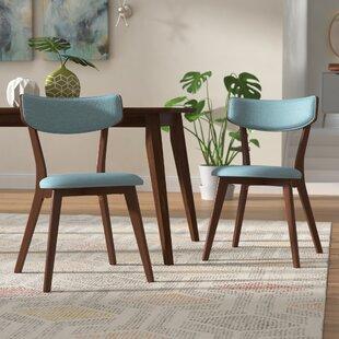 George Oliver Putnam Upholstered Dining Chair (Set of 2)