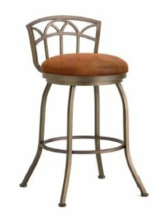 Fiesole 30 Swivel Bar Stool Iron Mountain