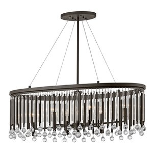 Willa Arlo Interiors Castlebourne 6-Light Kitchen Island Pendant