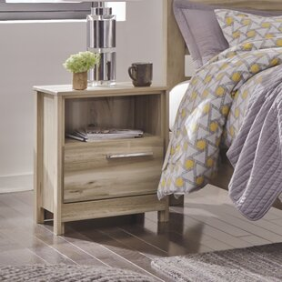 Compare Wellow 1 Drawer Nightstand By Mercury Row