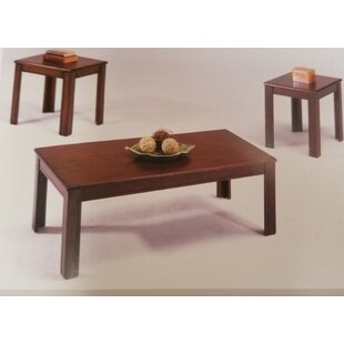 Best Deals Tamas 3 Piece Coffee Table Set By Winston Porter