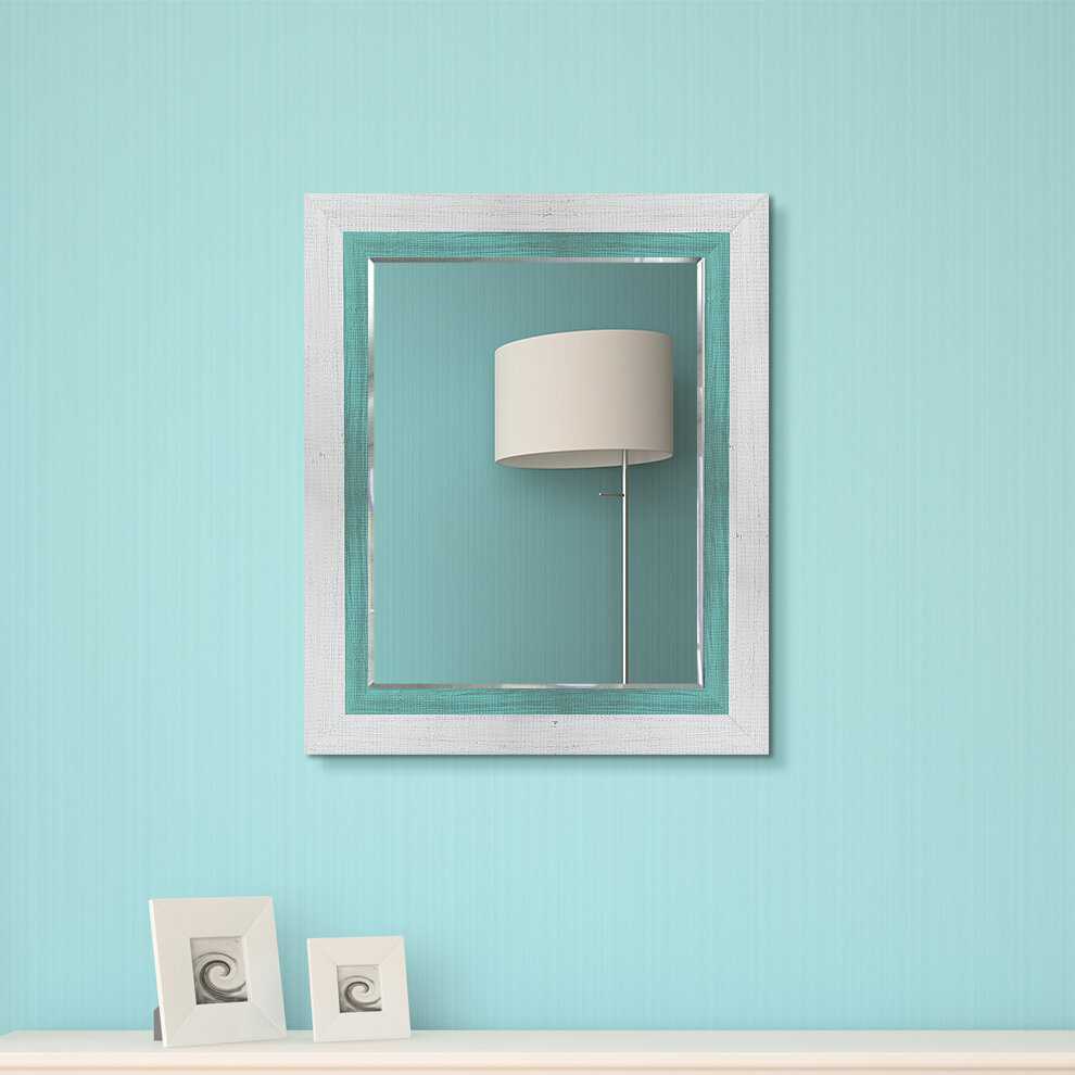 Vault W Artwork Appalachian Atheinian Wave Beveled Accent Mirror Wayfair