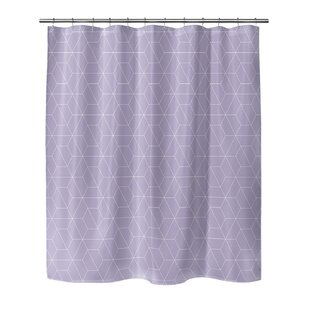Price Check Valier Shower Curtain By Ivy Bronx
