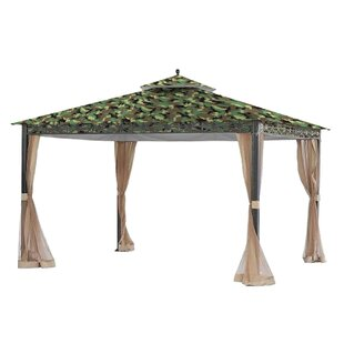 Allogio Gazebo Replacement Canopy By Garden Winds