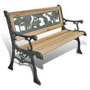 Children's Garden Bench By Sol 72 Outdoor