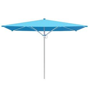 Tropitone Trace 6' Square Market Umbrella