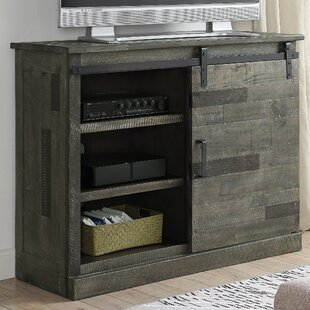 Burnam 1 Door Media Credenza by Gracie Oaks