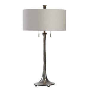 Find a Saoirse Cast Iron 31 Buffet Lamp By Red Barrel Studio