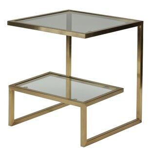 Mercer41 Ellesmere End Table with Storage
