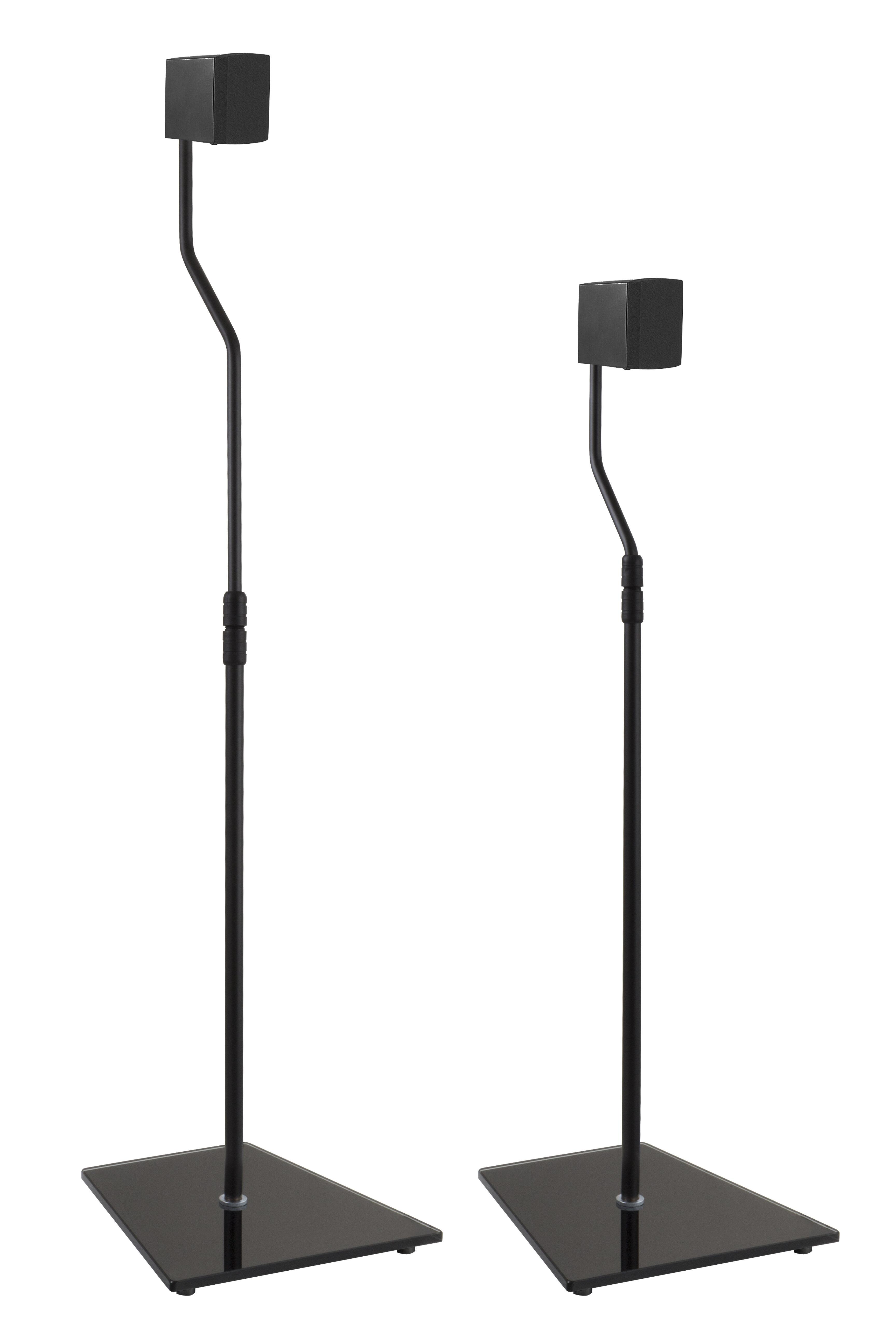 Adjustable Height Speaker Stands