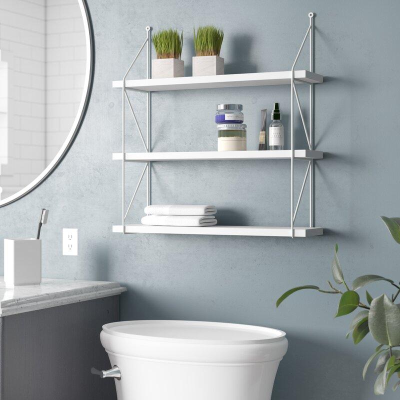 Molena 3 Tier Display Wall Shelf by Zipcode Design