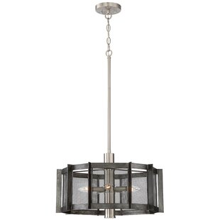 Designers Fountain Baxter 5-Light Chandel..