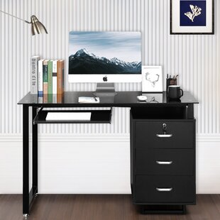Helmick Computer Desk by Symple Stuff Looking for