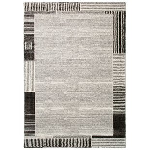Boller Grey Rug by Charlton Home