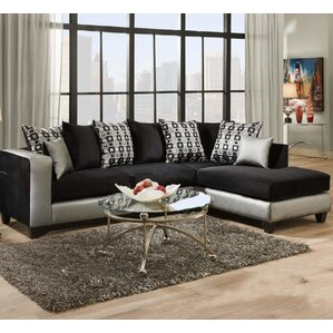 Borrero Sectional by Everly Quinn