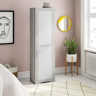 Anwen 1 Door Wardrobe By Ebern Designs