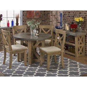 Boulder Ridge Dining Table by Jofran
