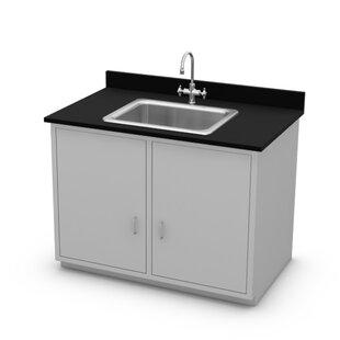58 Bathroom Vanity Set by SteelSentry
