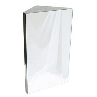 Linden 30cm X 50cm Corner Mount Mirror Cabinet