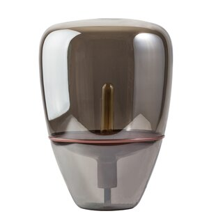 Stratton Glass Globe 24 Table Lamp