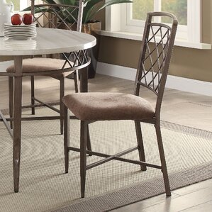 Aldric Fabric Side Chair (Set Of 2)