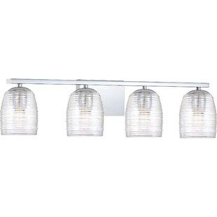 Compare & Buy Zambrano 4-Light Vanity Light By Orren Ellis
