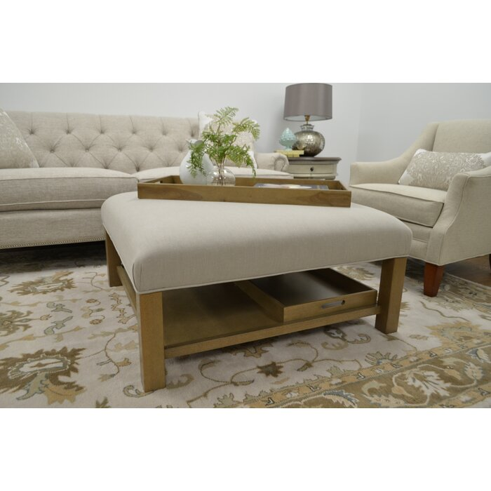 Surprising Alero Storage Ottoman Gmtry Best Dining Table And Chair Ideas Images Gmtryco