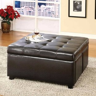 Red Barrel Studio Tufted Storage Ottoman
