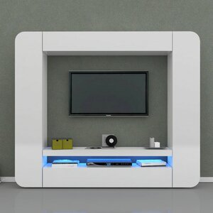 """Prisma Wall TV Unit for TVs up to 74"""""""