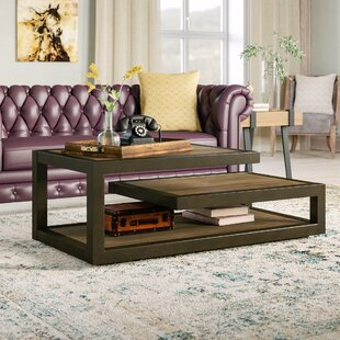 Williston Forge Aubin Coffee Table