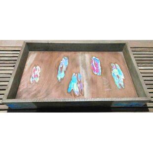 Astonishing Teak Outdoor Serving Tray Squirreltailoven Fun Painted Chair Ideas Images Squirreltailovenorg