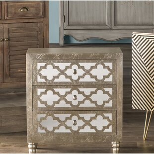 Newcastle 3 Drawer Chest by Crestview Collection