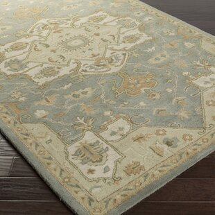 Topaz Area Rug by World Menagerie