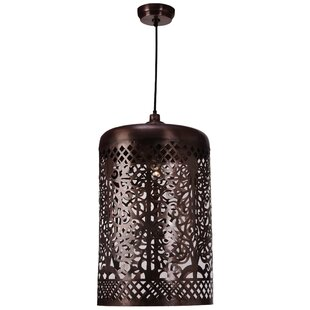 Wildon Home ® Creole 1-Light Foyer Pendant