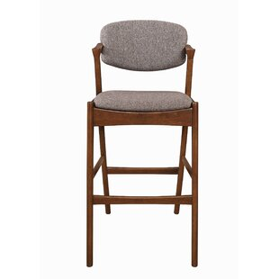 Compare Cinda 29.25 Bar Stool (Set of 2) by Corrigan Studio Reviews (2019) & Buyer's Guide