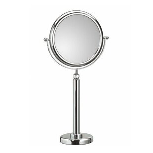 Best Deals Mirror Pure Doppiolo Telescopic Magnifying Cosmetic Mirror By WS Bath Collections