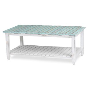 Decastro Coffee Table by Highland Dunes
