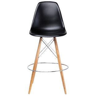Compare & Buy Charlotte 29.25 Bar Stool by Nuevo Reviews (2019) & Buyer's Guide