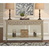 Heise 60 Console Table by Longshore Tides