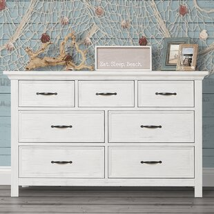 Top Reviews Belmar 7 Drawer Double Dresser ByEvolur
