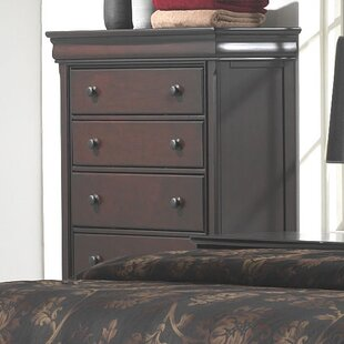 Cullom 5 Drawer Chest by Darby Home Co