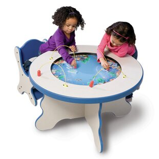 Online Reviews Seascape Kids Round Activity Table ByPlayscapes