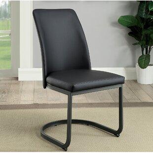 Orren Ellis Glasgow Upholstered Dining Chair (Set of 2)